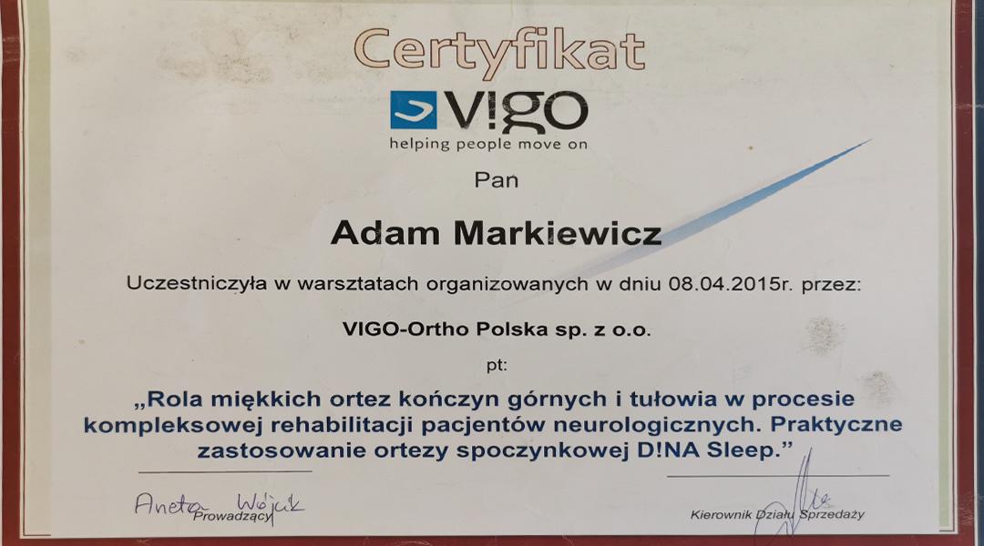 Certyfikaty i dyplomy 10